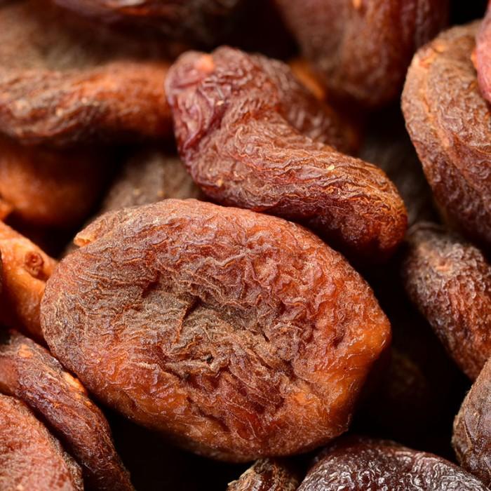 Abricots de culture naturelle