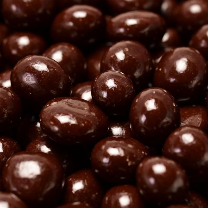 Bleuets chocolat noir