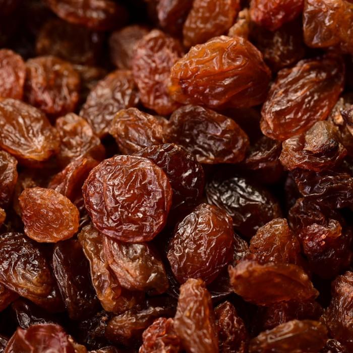 Raisins secs de culture naturelle