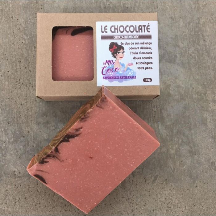 Le chocolaté (choco-framboise)