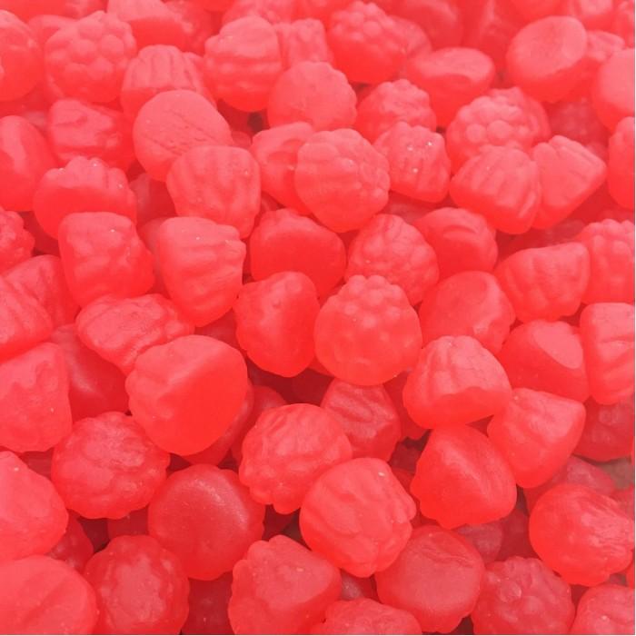 Mini baies rouges